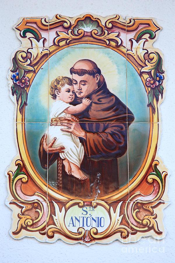 Santo Antonio De Lisboa Photograph
