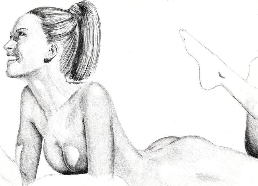 Sarah Drawing