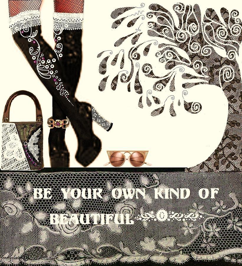 Sassy Boots  II Digital Art