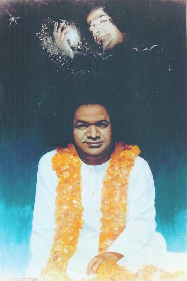 Sathya Sai Baba Divine Painting