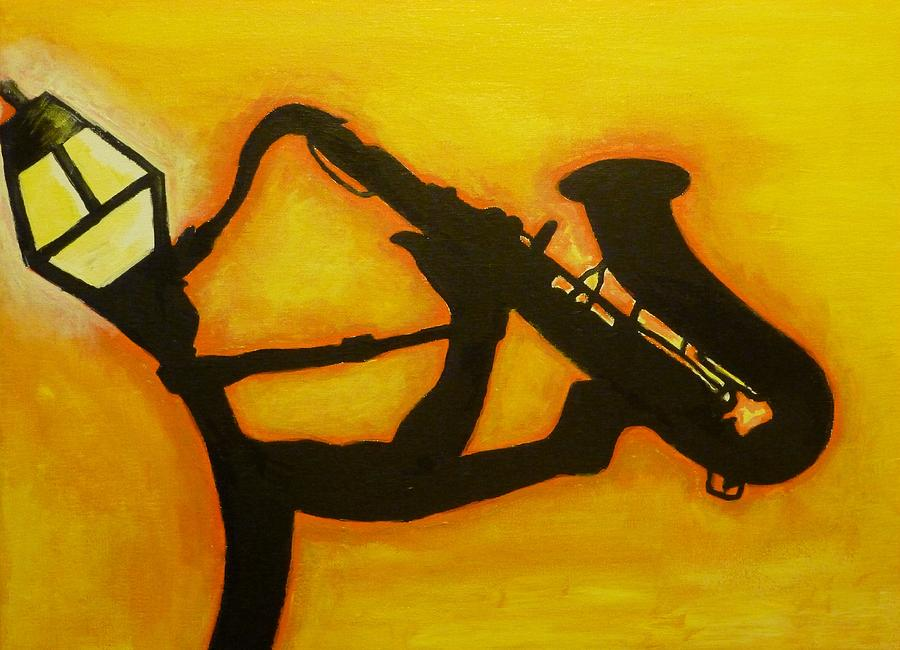 Saxual Healing Painting