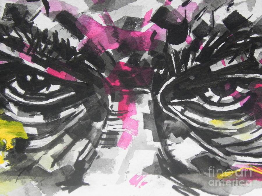 Say No To Bullies Series Painting