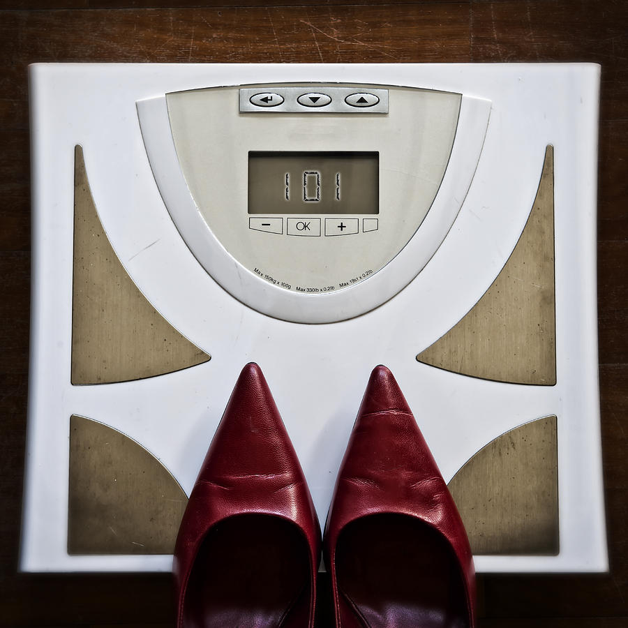 Scale Photograph  - Scale Fine Art Print