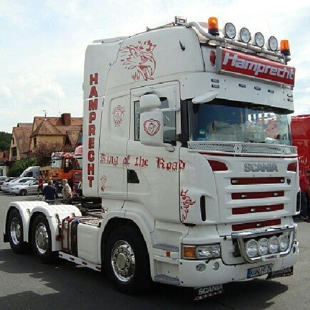 #scania #truck #lkw #hamprecht #hampi Photograph by Daniel