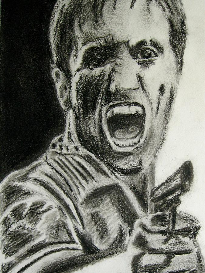 Scarface Drawing