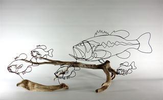 Scattered Sculpture