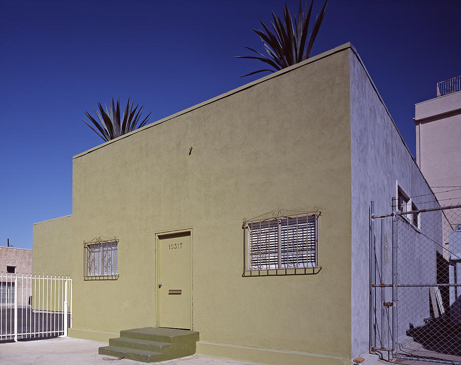 Scenes Of Los Angeles, A Nondescript Photograph