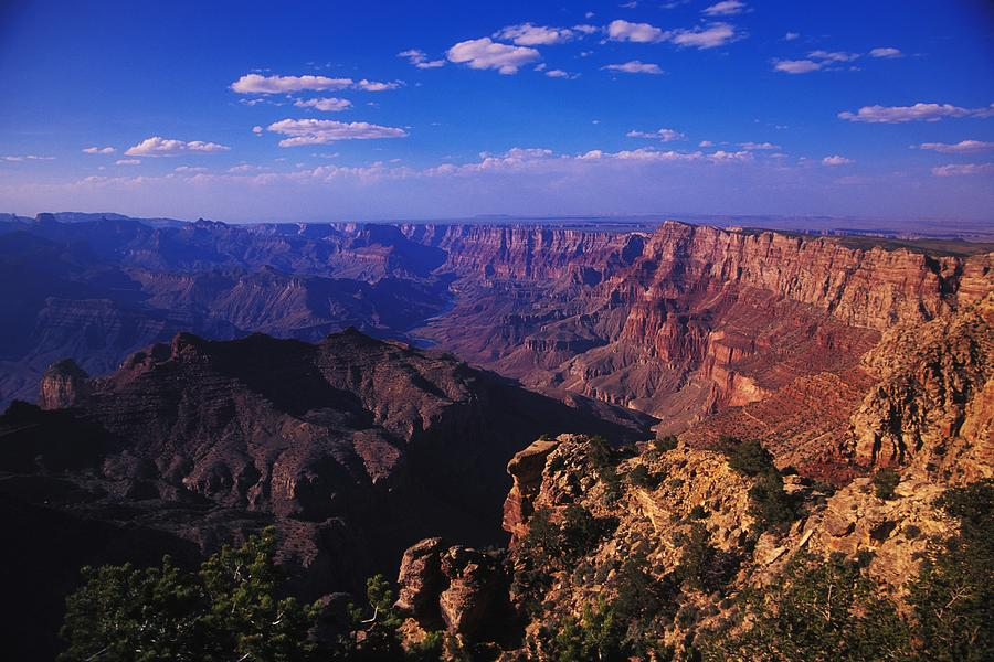 Scenic View Of The Grand Canyon Photograph  - Scenic View Of The Grand Canyon Fine Art Print