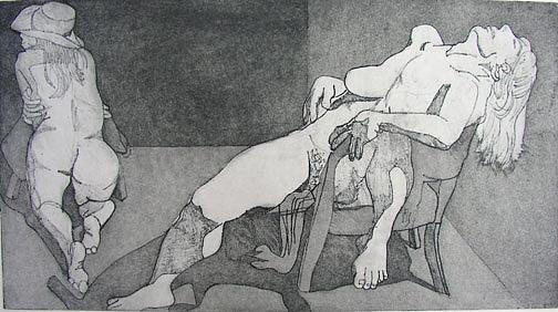 Schizoid Drawing