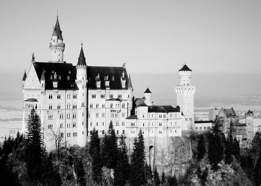 Schloss Neuschwanstein Photograph