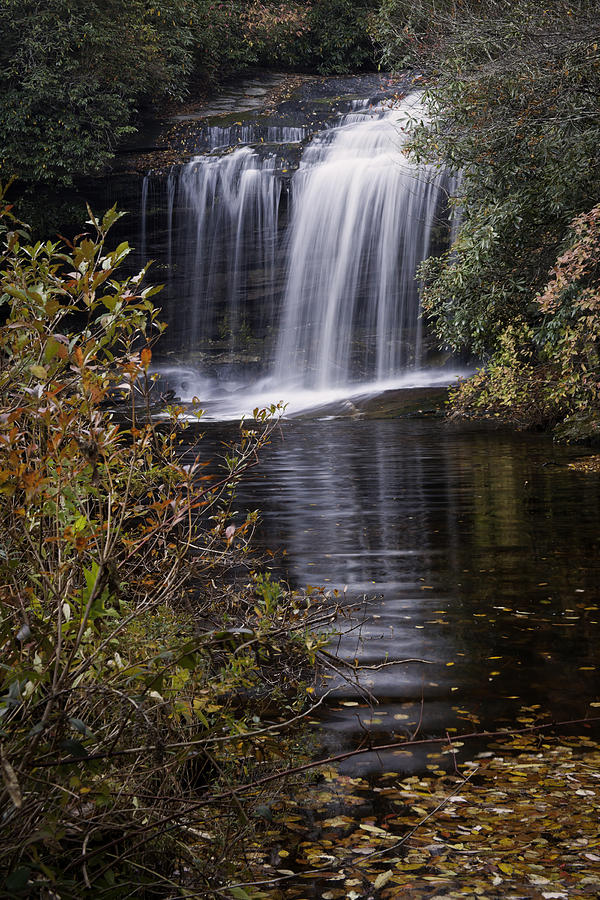 Schoolhouse Falls Photograph