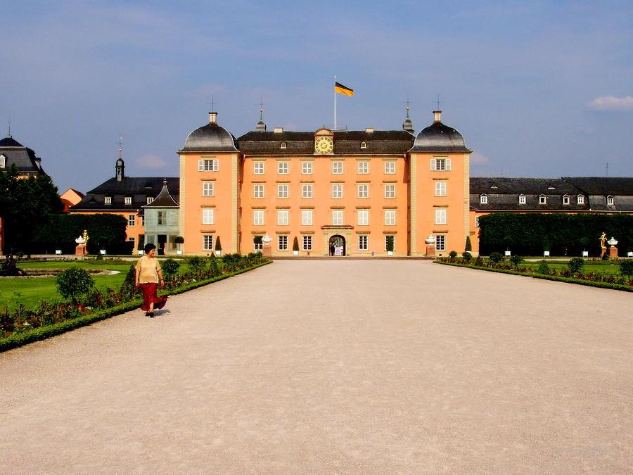 Schwetzingen Castle Photograph