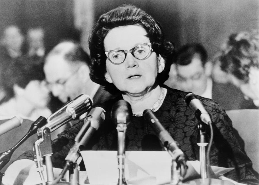 Scientist Rachel Carson 1907-1964 Photograph