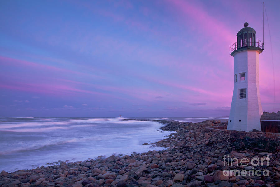 Scituate Sunset  Photograph  - Scituate Sunset  Fine Art Print