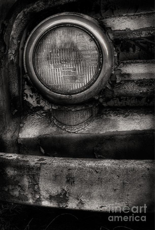 Scotopic Vision 7 - Headlight Photograph
