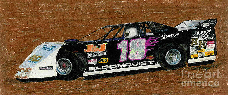Scott Bloomquist By Neil Floyd