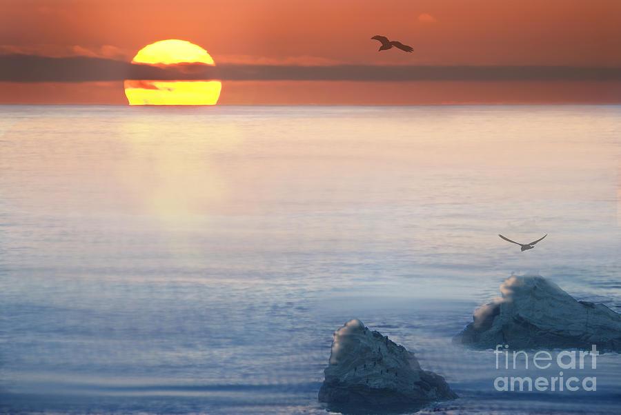 Sea Magic Photograph