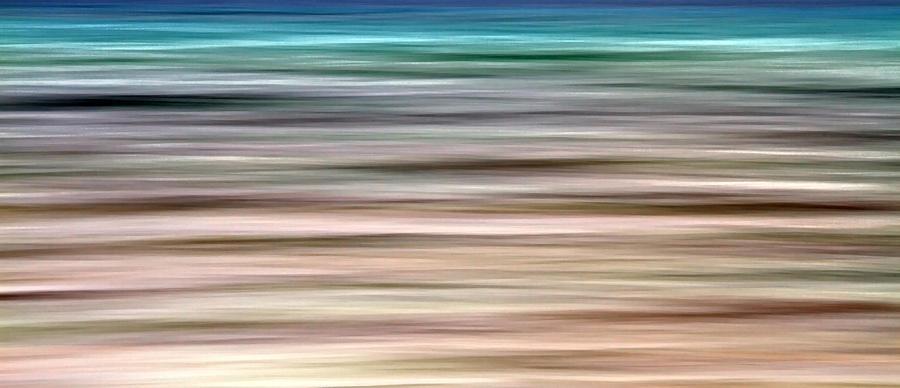 Sea Movement Photograph