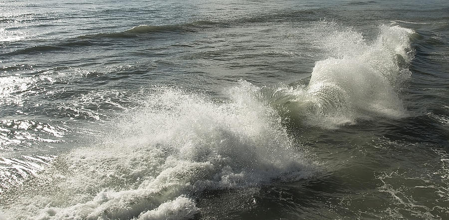Sea Waves Photograph