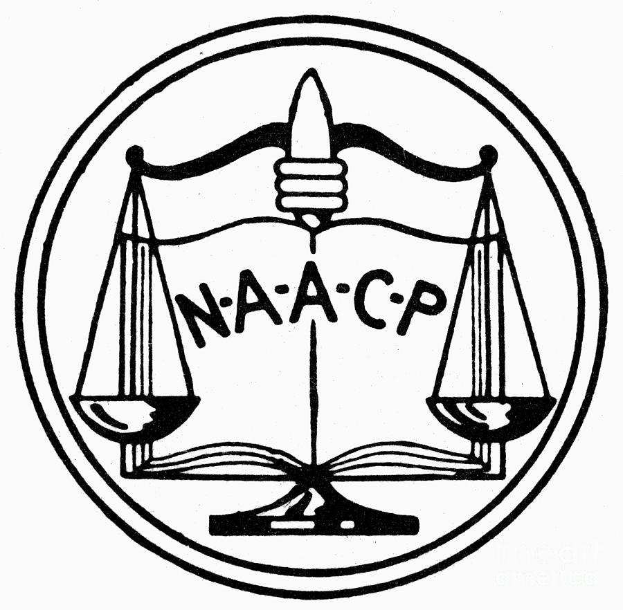 20th Century Photograph - Seal: Naacp by Granger