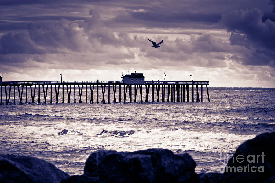 Seascape Art Photograph  - Seascape Art Fine Art Print