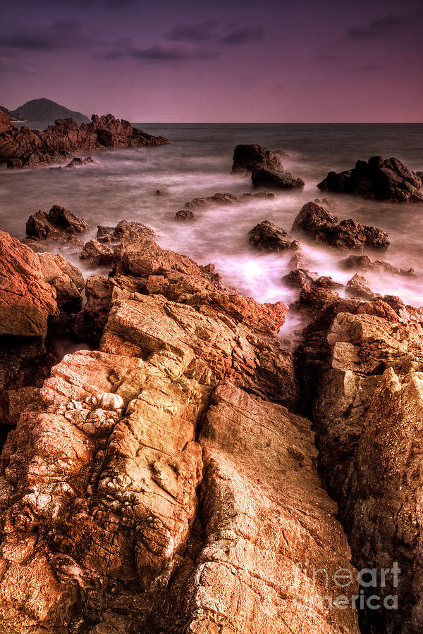 Seascape Photograph  - Seascape Fine Art Print