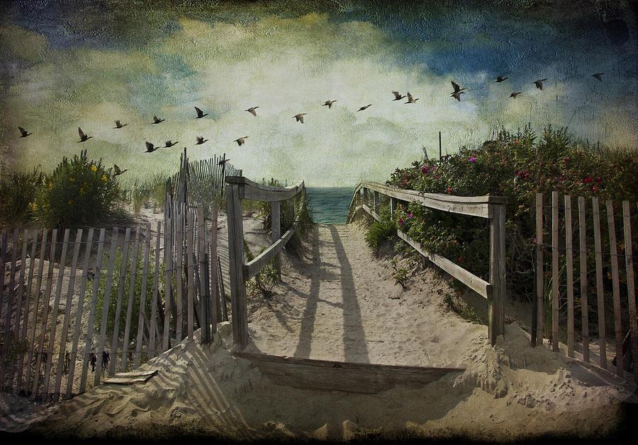 Seaside Rendez-vous Photograph
