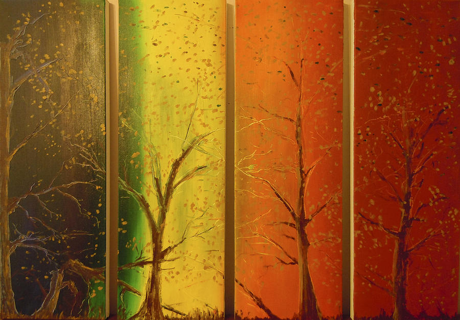 Seasons Painting