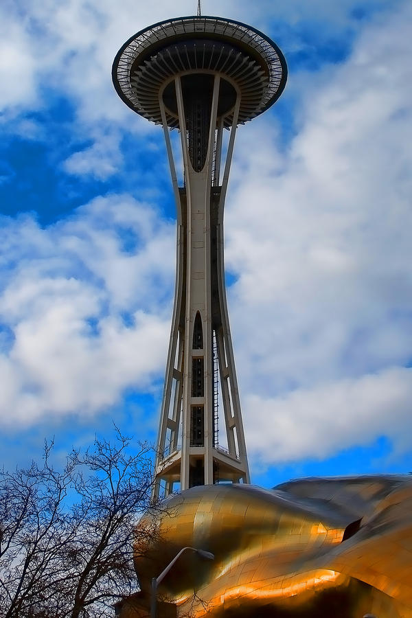 Seattle Space Needle Photograph  - Seattle Space Needle Fine Art Print