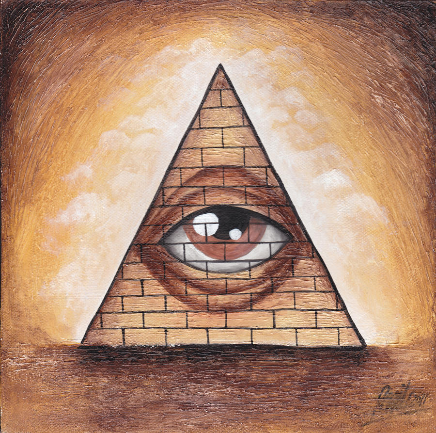 illuminati art - photo #6