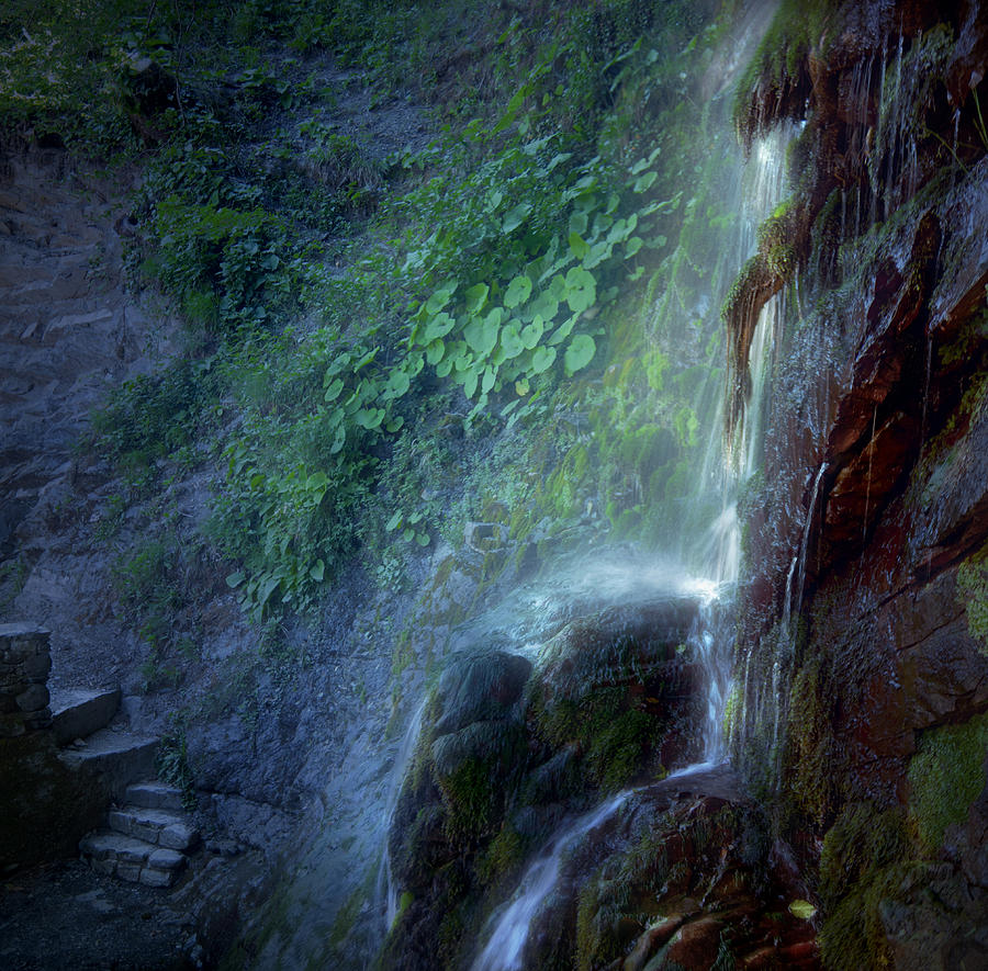 Secret Of Falls Photograph