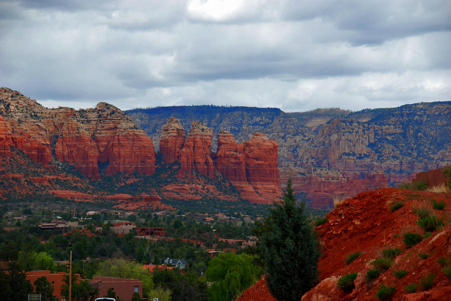 Sedona Mountains Photograph  - Sedona Mountains Fine Art Print