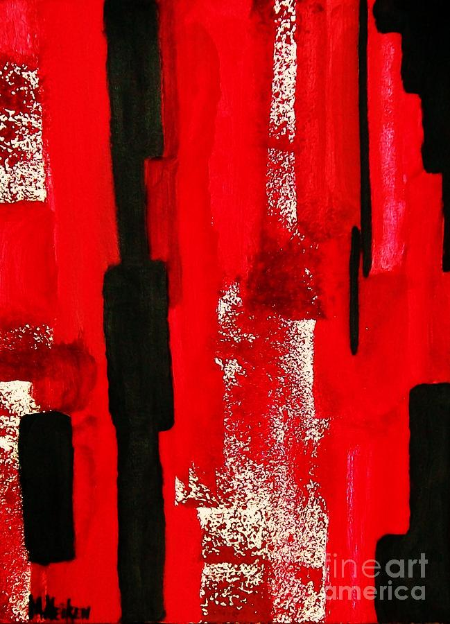 Seeing Red Painting