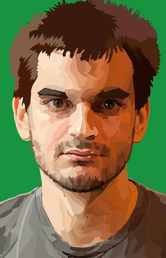 how to make digital portraits