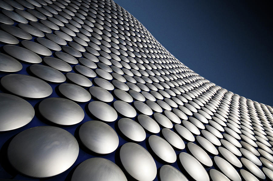 Selfridges Exterior, Birmingham Photograph