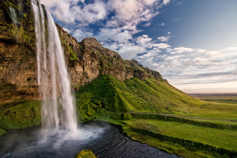 Seljalandsfoss Photograph