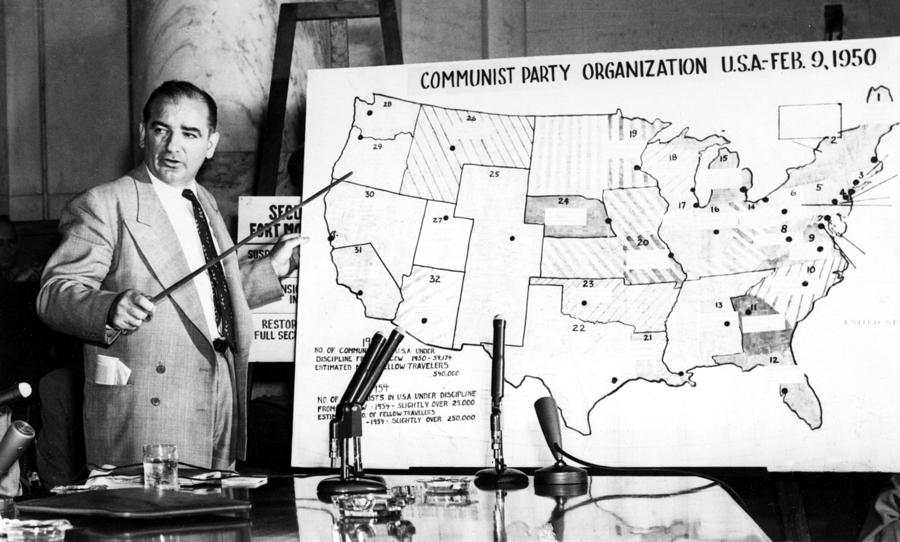 the influence of joseph mccarthy on american politics In the early 1950s, a senator from the state of wisconsin named joseph mccarthy took it upon himself to expose the truth about communist infiltration of the united.