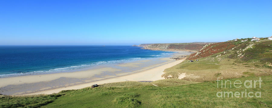 Sennen Cove - Panoramic Photograph