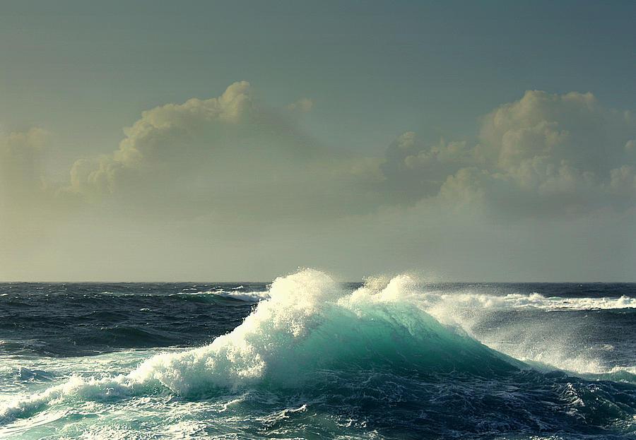 Sennen Surf Photograph