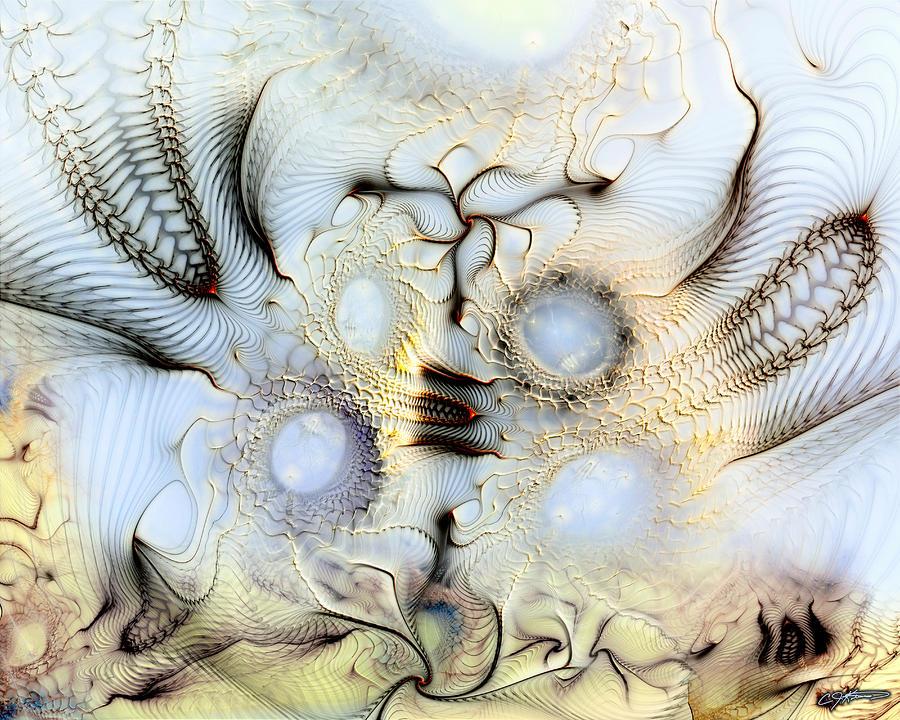 Sensorial Paroxysm Digital Art