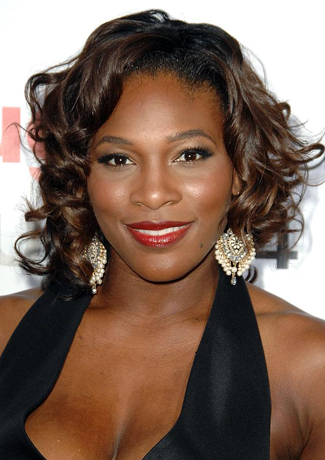 Serena Williams At Arrivals For The Photograph