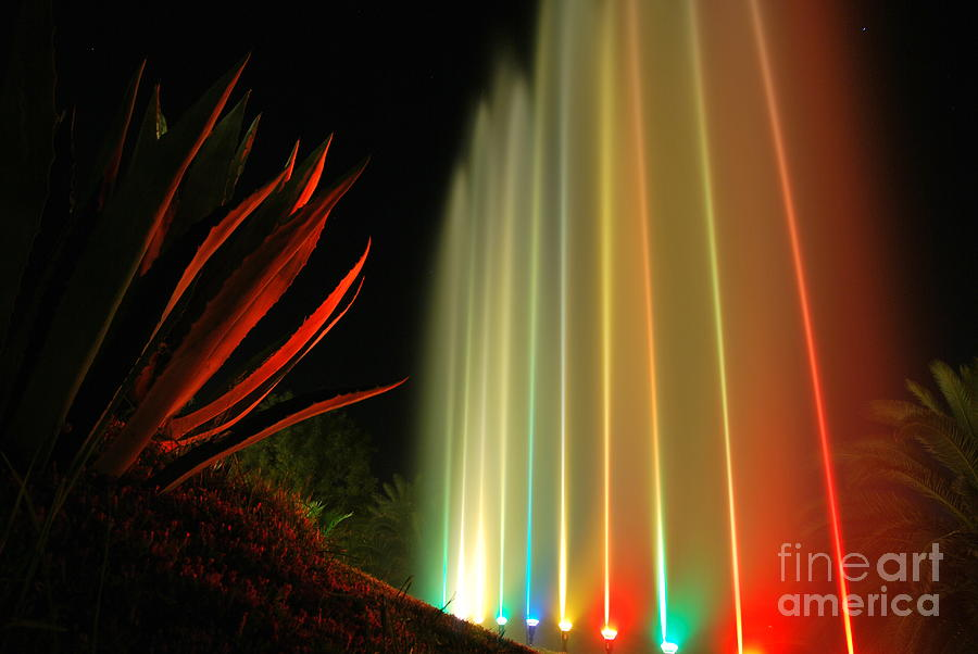 Serenade For Rainbow Photograph  - Serenade For Rainbow Fine Art Print