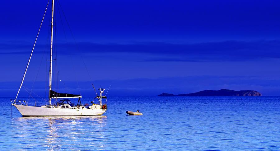 Serene Seas Photograph