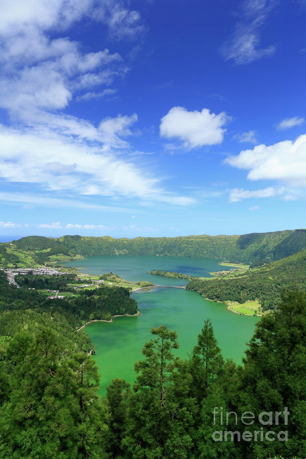 Sete Cidades - Azores Photograph  - Sete Cidades - Azores Fine Art Print