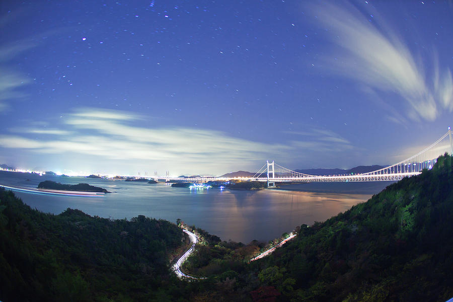 Horizontal Photograph - Seto Ohashi by Trevor Williams/Fiz-iks