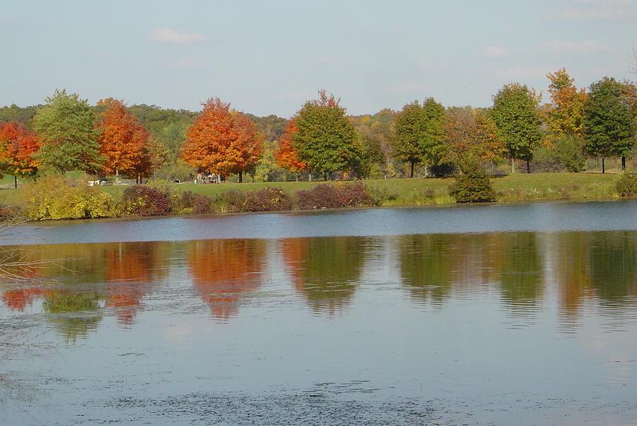 Seven Lakes State Park Mi Photograph