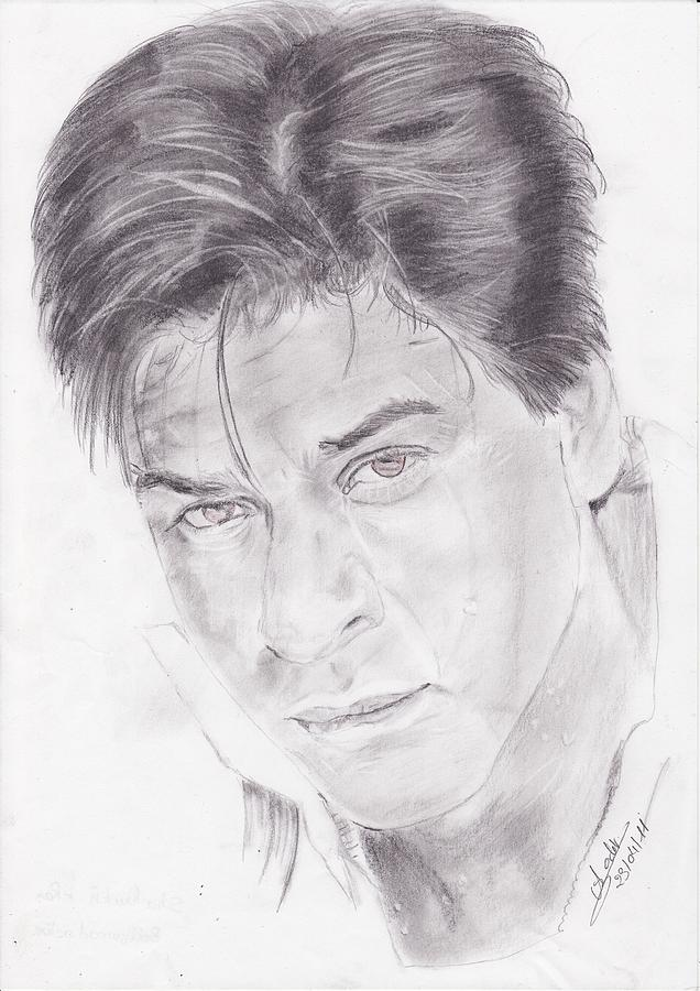 sharukh khan coloring pages - photo#6