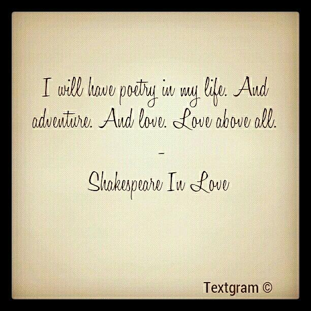 shakespeare in love quotes photograph by k c