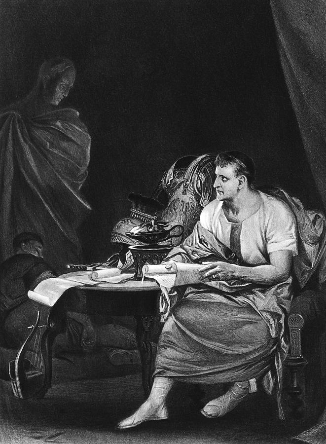 1599 Photograph - Shakespeare: Julius Caesar by Granger