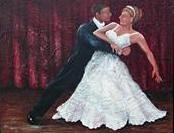 Shall We Dance  Painting